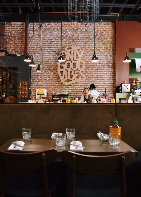 The Pig and The Lady serves modern Vietnamese meals