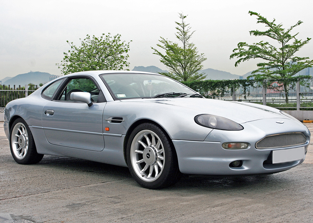 Lot 111 1996 Aston Martin DB7