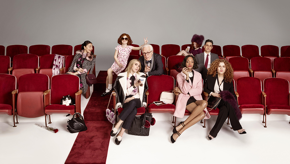The Kate Spade New York fall campaign (Credit: Emma Summerton)