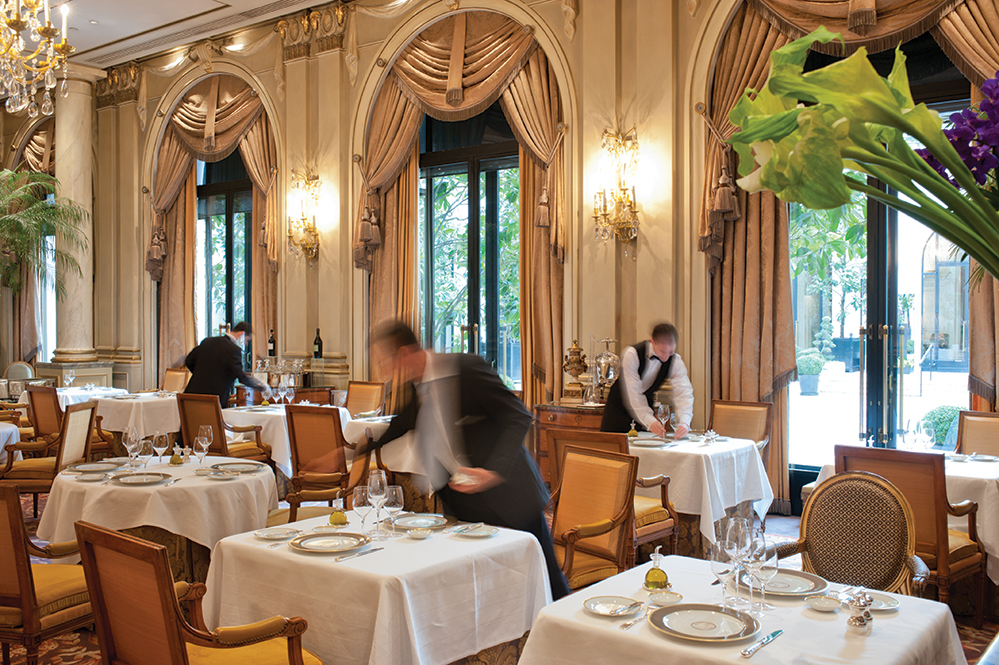 Le Cinq (Credit: Four Seasons)