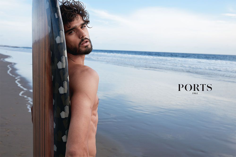 Ports 1961 spring/summer 2016 campaign, shot by Vukmirovic