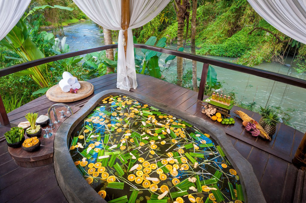 Fivelements is one of Bali's top eco spas
