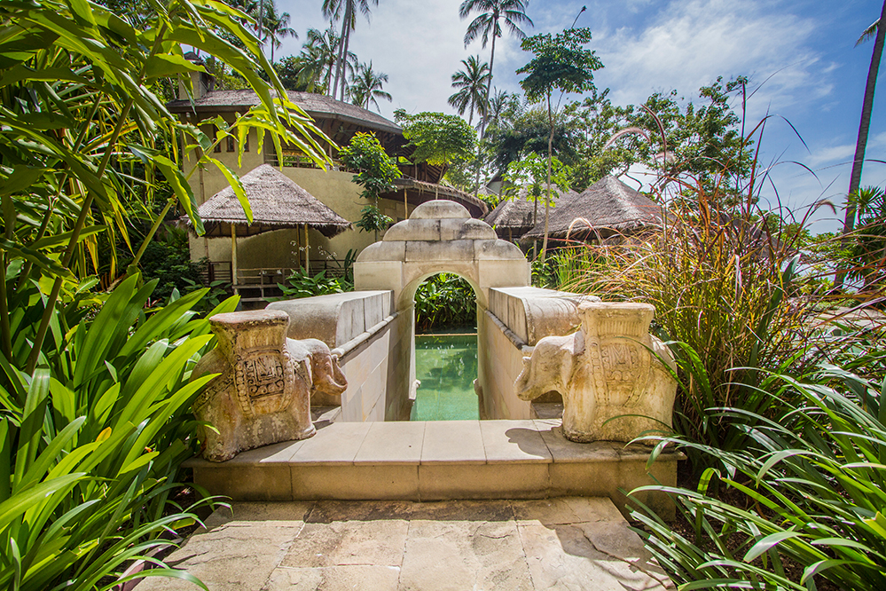 Kamalaya is centred around a monk's cave (Photo by Johnny McGeorge / Kamalaya Co Ltd)