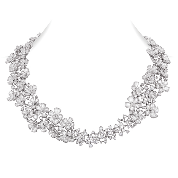 The Jasmine necklace by Nirav Modi