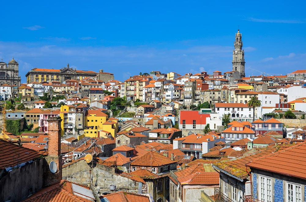 Porto, Portugal (Photo by Matthieu Cadiou)