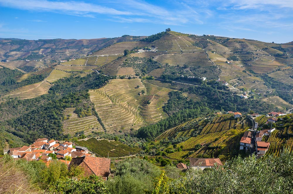 Douro Valley, Portugal (Photo by Matthieu Cadiou)