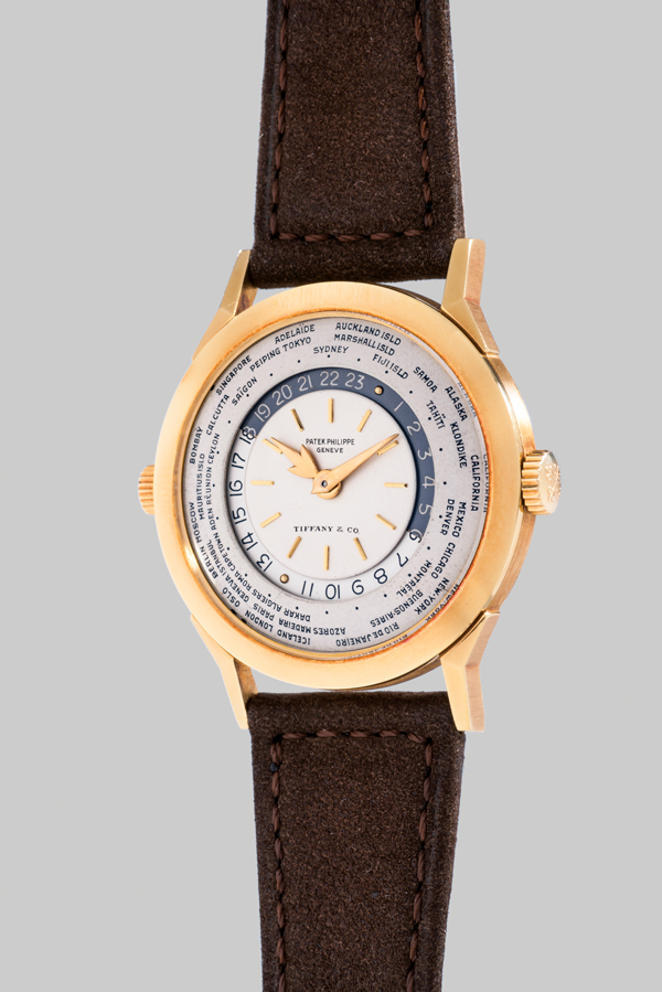 A rare Patek Philippe Reference 2523/1