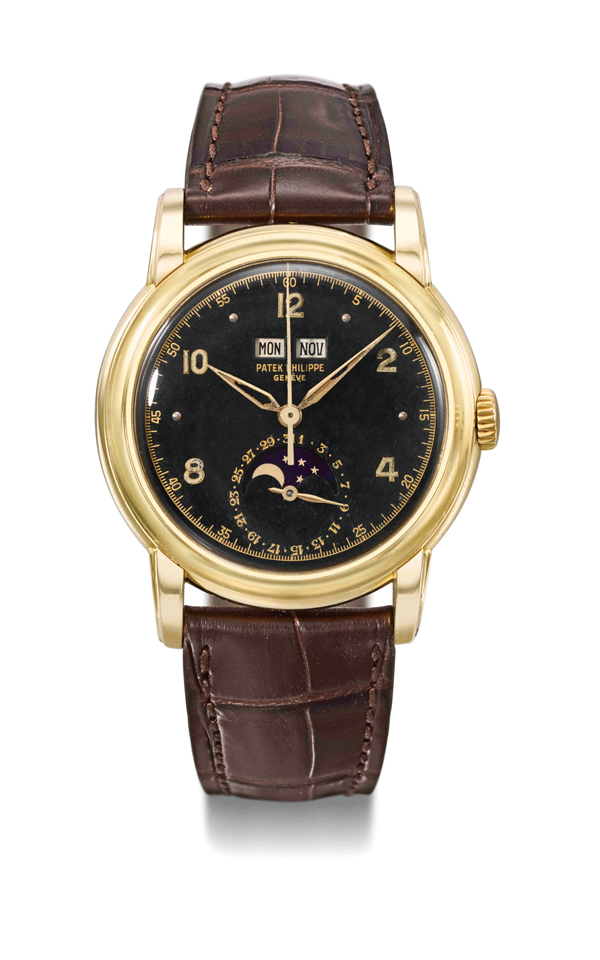 Patek Philippe Reference 2497, known as The Haile Selassie