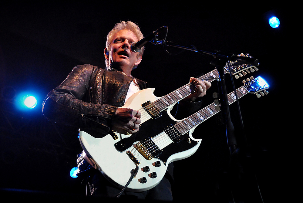 Don Felder will be performing at this year's Ruck 'N' Roll Charity Ball
