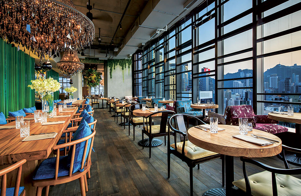 Dining Room Restaurant Causeway Bay Hong Kong
