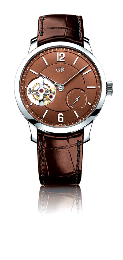 Tourbillon 24 Secondes Vision with a