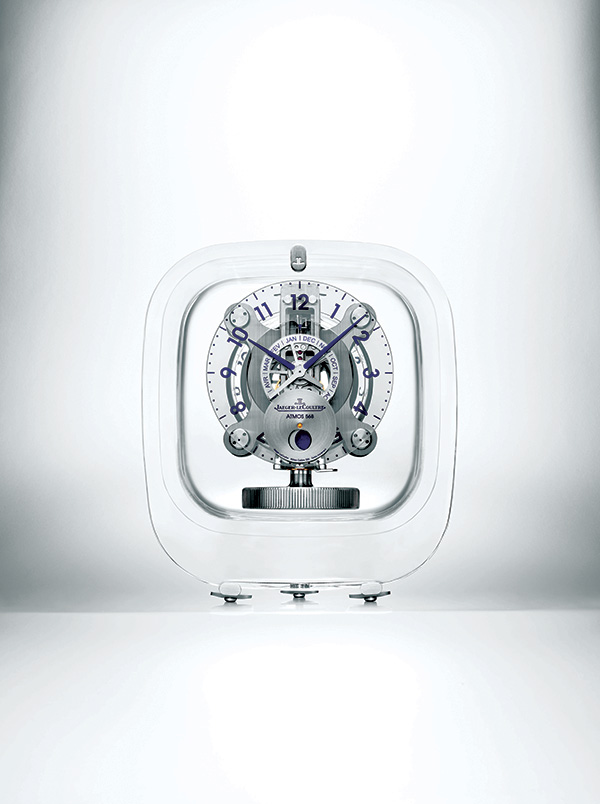 Atmos 568, designed by Marc Newson