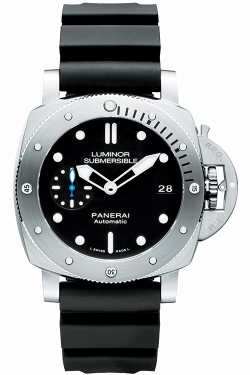 The Luminor Submersible 1950  3 Days Automatic Acciaio 42mm