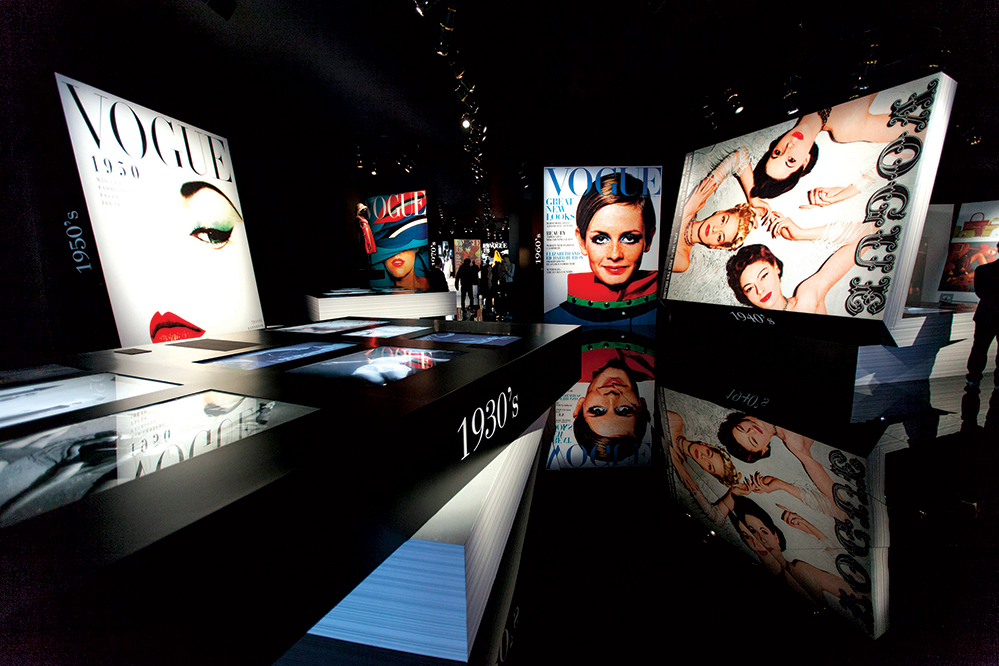 Vogue celebrates its 120th anniversary in Beijing