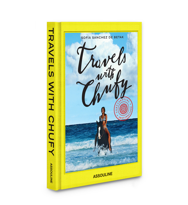 'Travels with Chufy' is available now