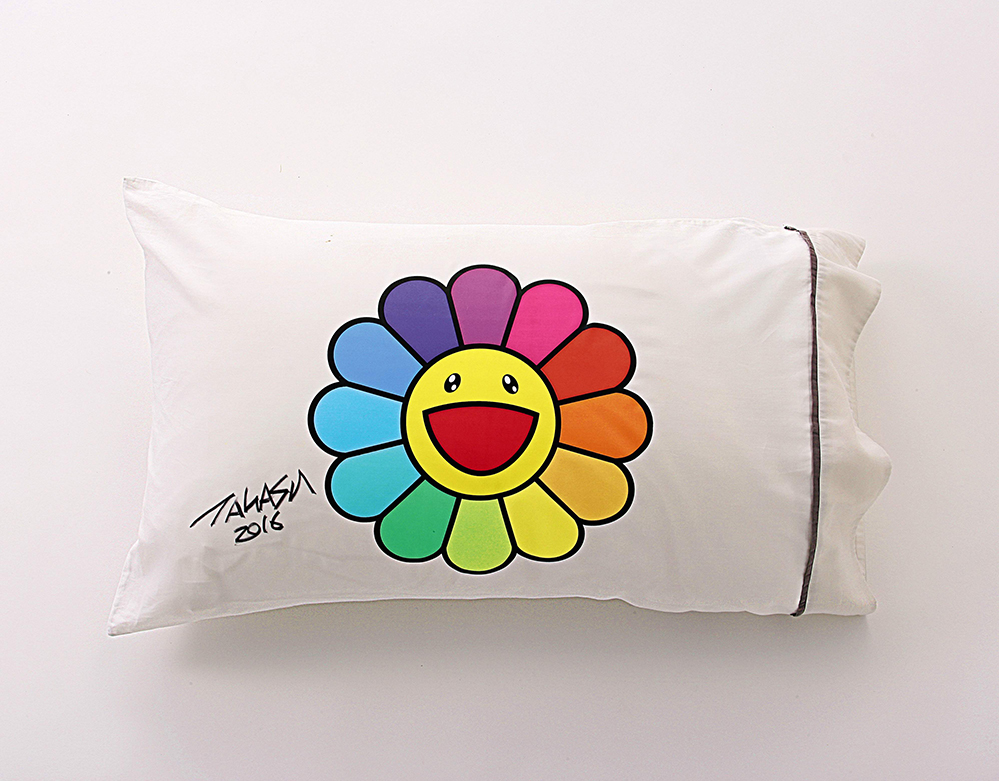 Murakami pillow (Courtesy: Sotheby's Hong Kong)