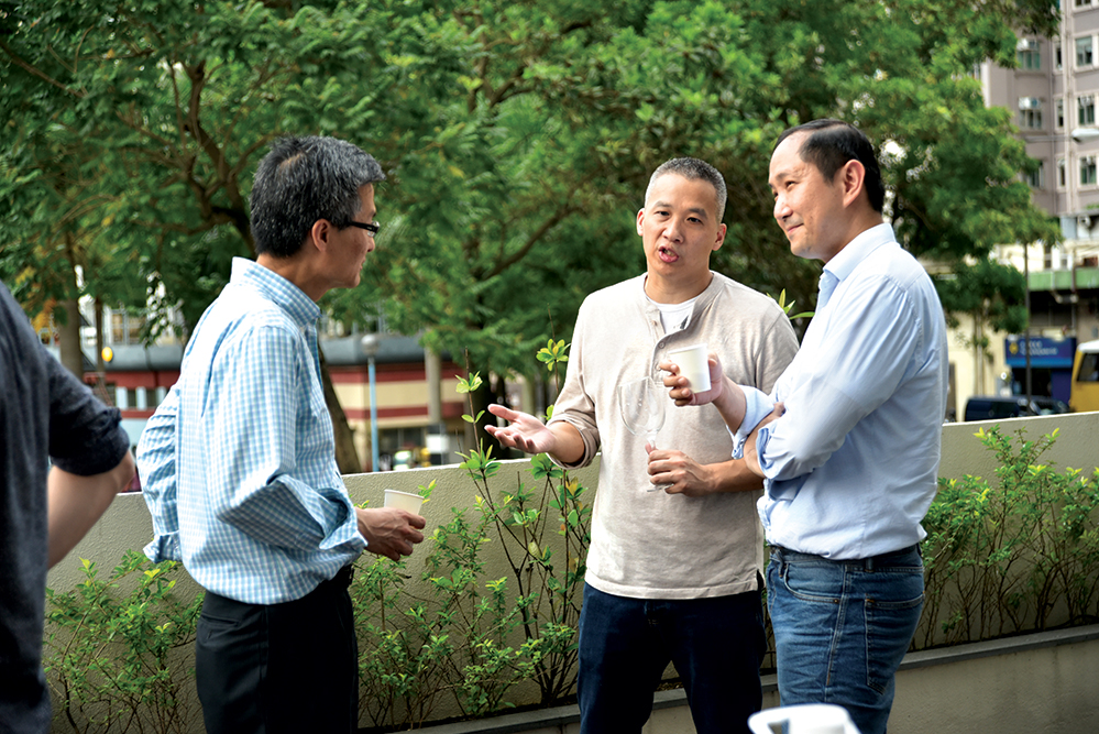 Yuen involves other investors in funding Sow Asia's work