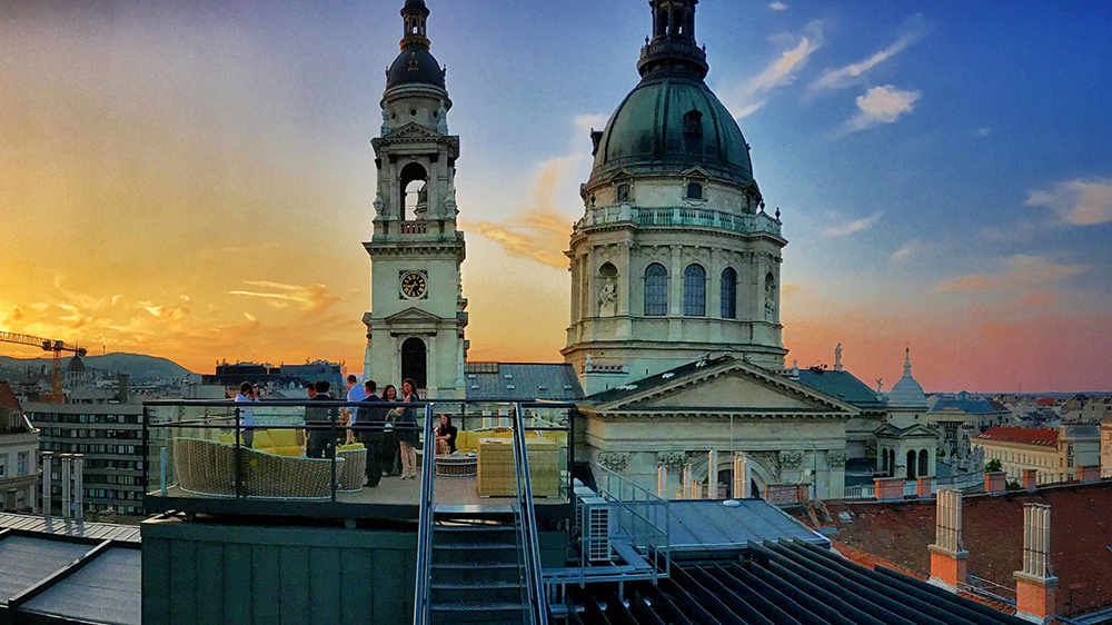 Aria Hotel Budapest by Library Hotel Collection tops the list for many Tripadvisor users