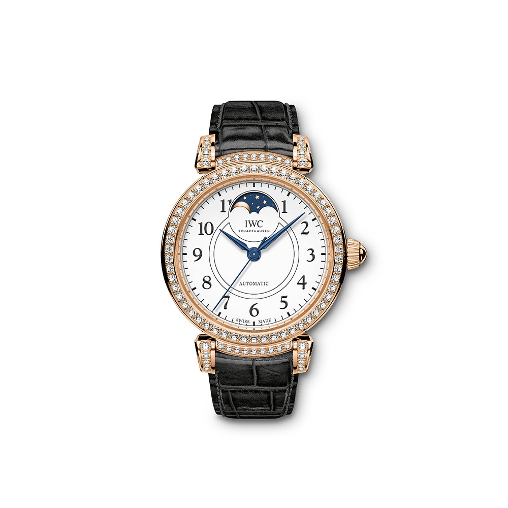 "IWC Da Vinci Automatic Moon Phase 36 Edition ""150 Years"""