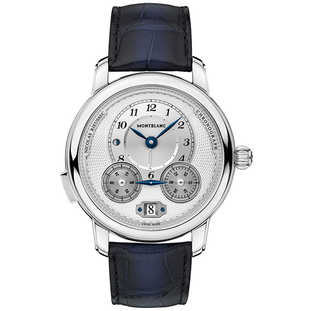 The Montblanc Star Legacy Nicolas Rieussec Chronograph