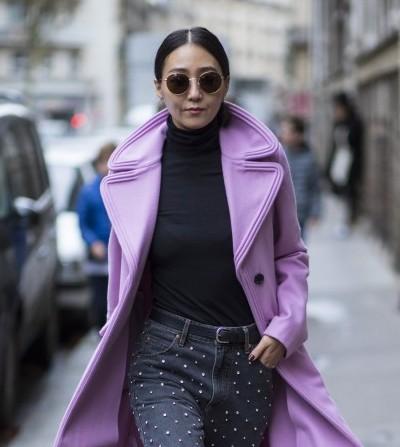 Paris Fashion Week Street Style Part 4 Hashtag Legend