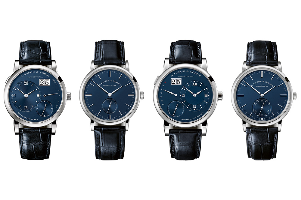 A Lange & Sohne Blue Series