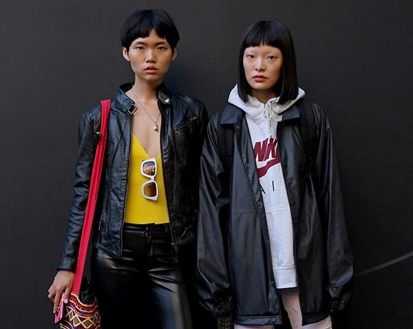Milan Fashion Week Street Style Part 1 Hashtag Legend