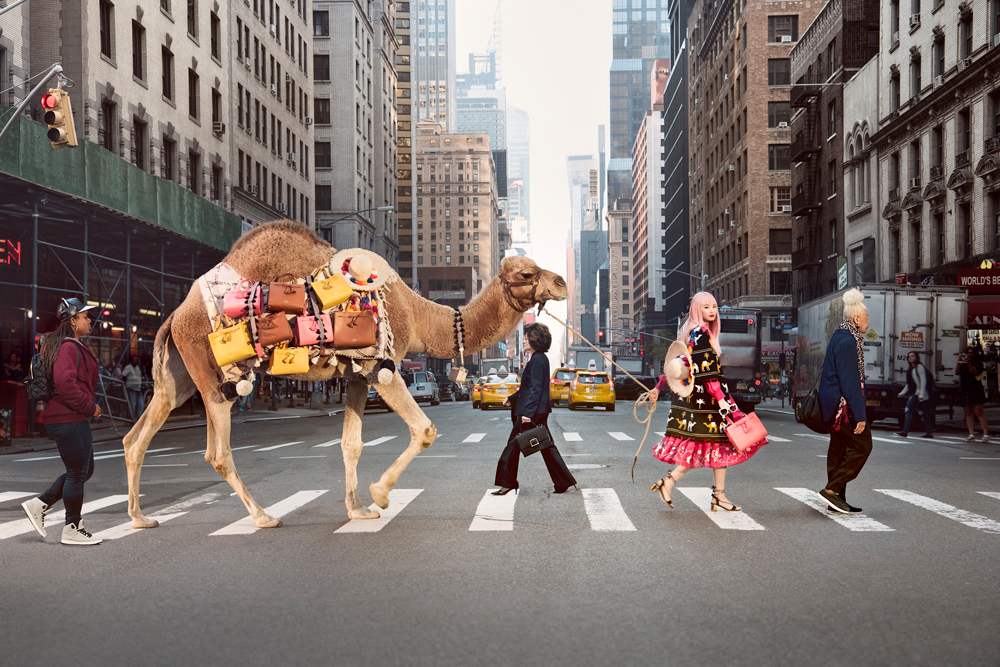 Kate Spade's Spring Summer 2017 Campaign