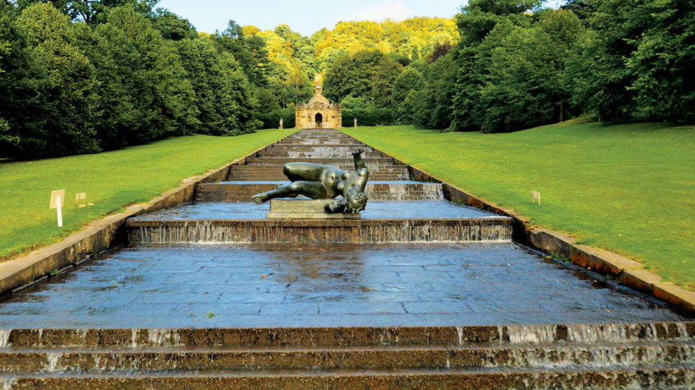 The Cascade at Chatsworth