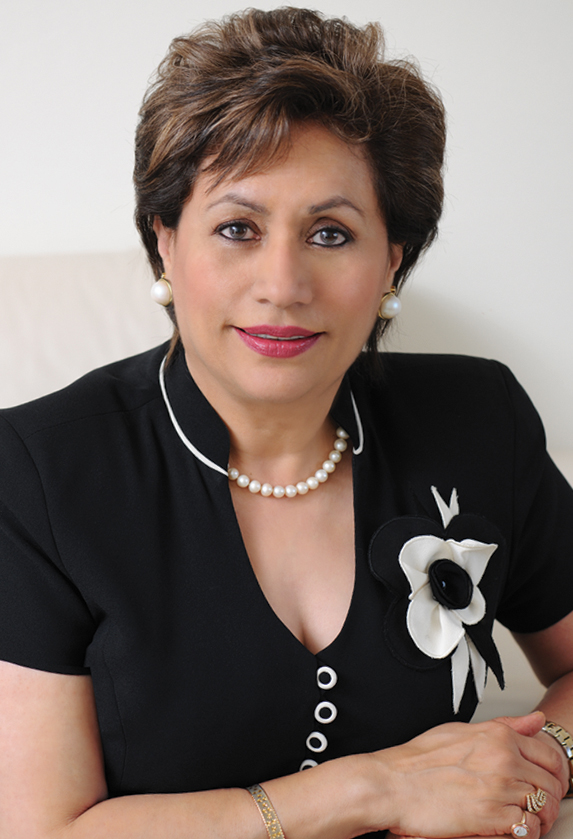 Farida Irani, founder of Subtle Energies