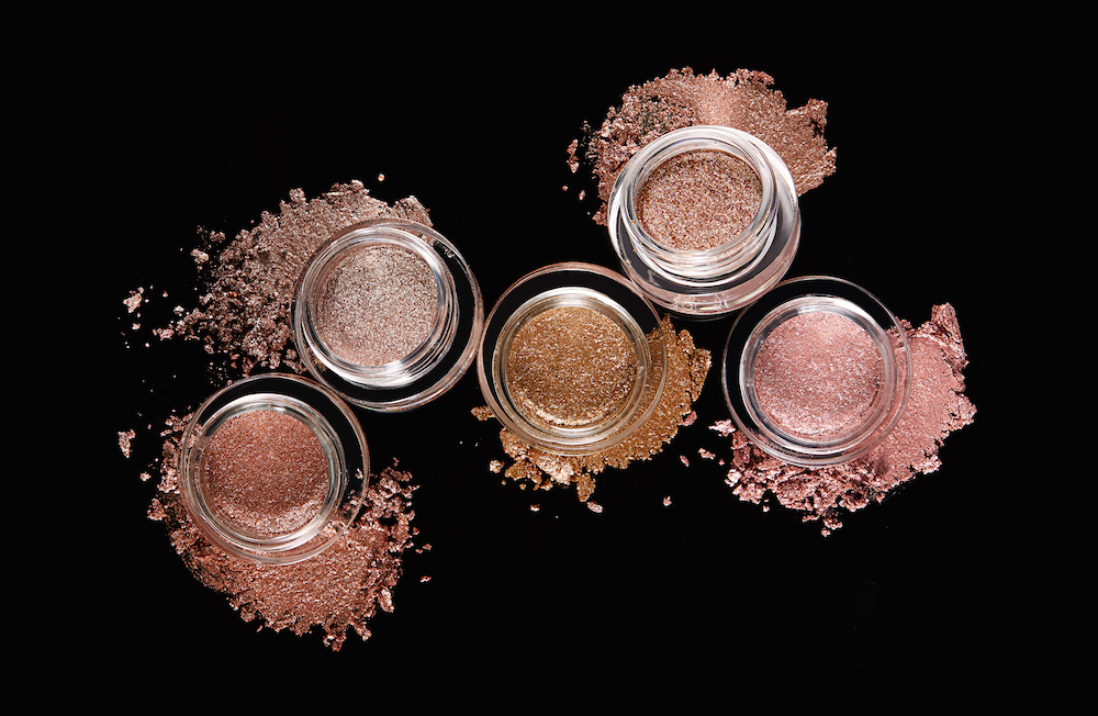 Hourglass' Scattered Light Glitter Eyeshadow