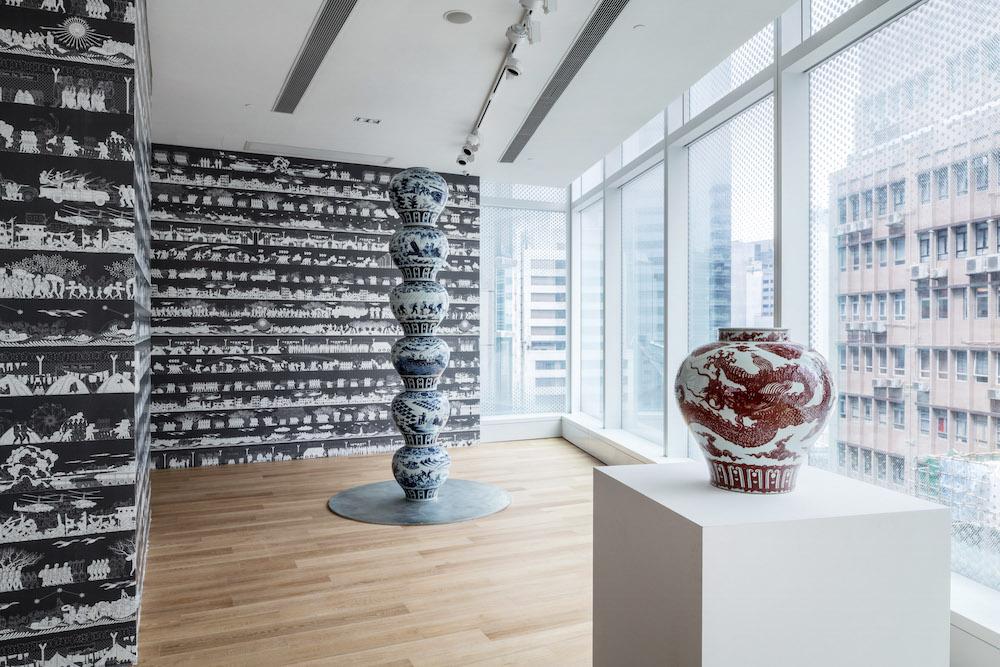 Tang Contemporary Art, Hong Kong 2018 Courtesy to Tang Contemporary Art