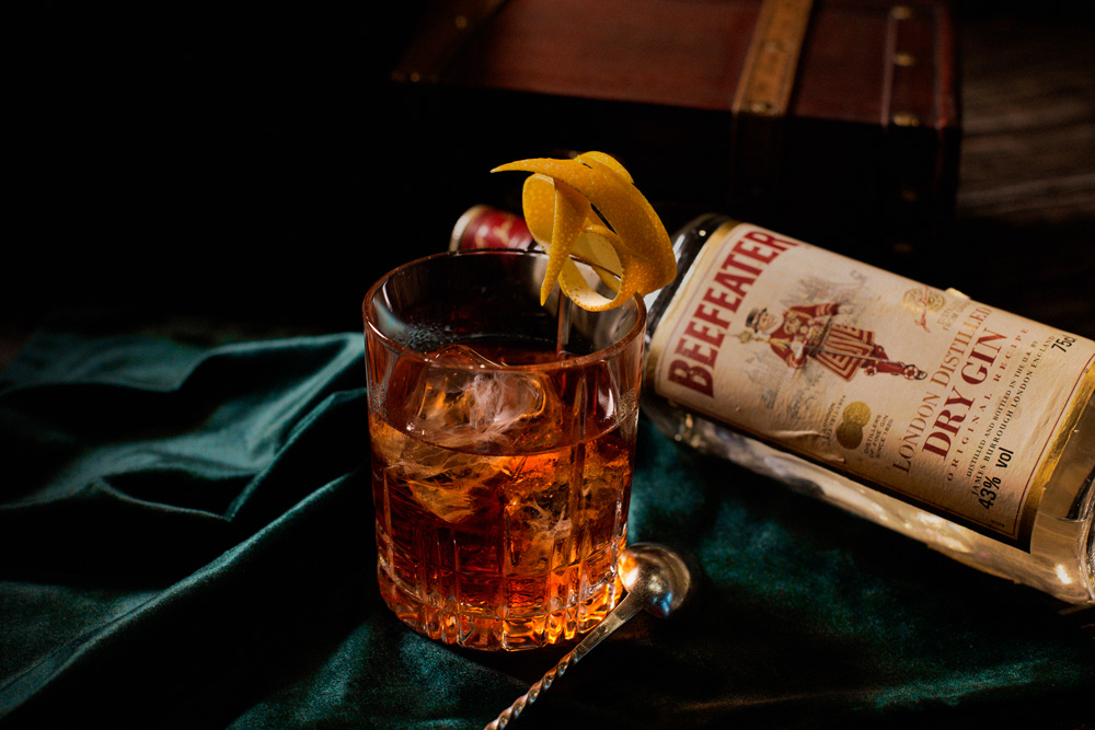 The Vintage Negroni by Ori-Gin