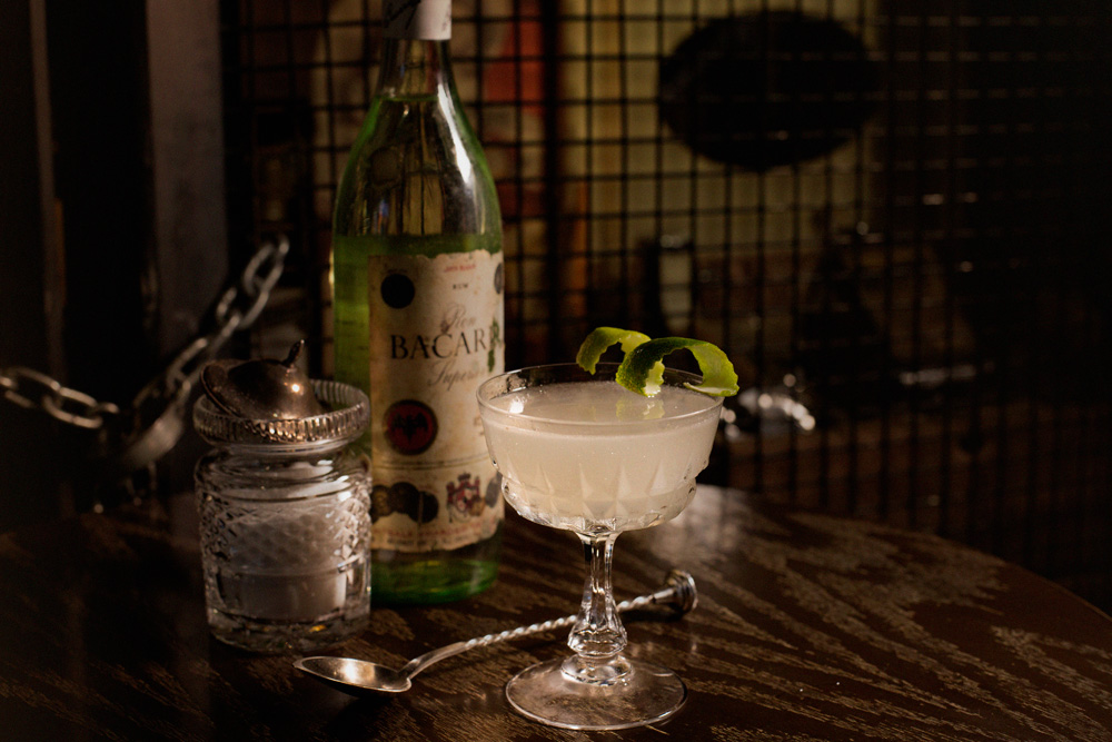 The vintage daiquiri from Quinary