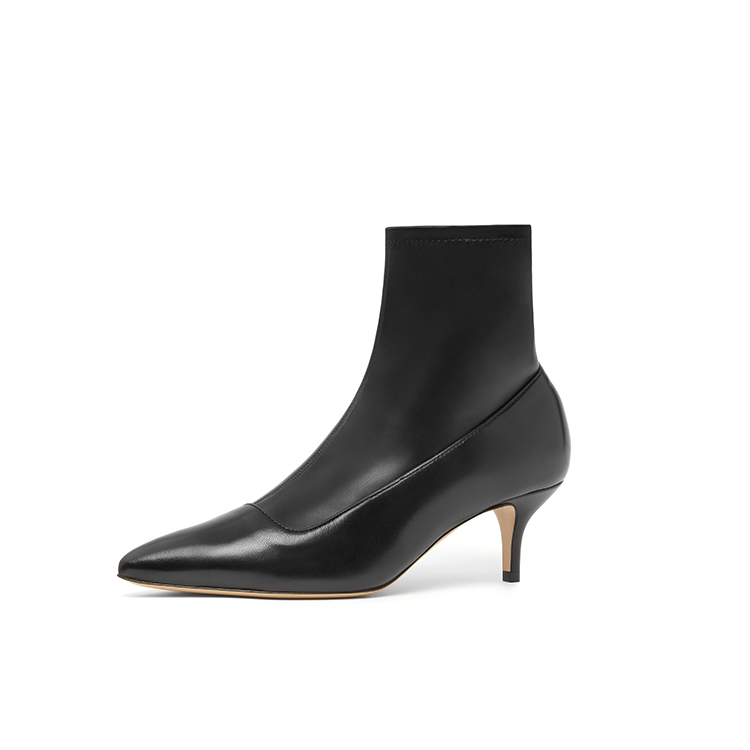 Paul Andrew boots with a kitten heel, available from On Pedder