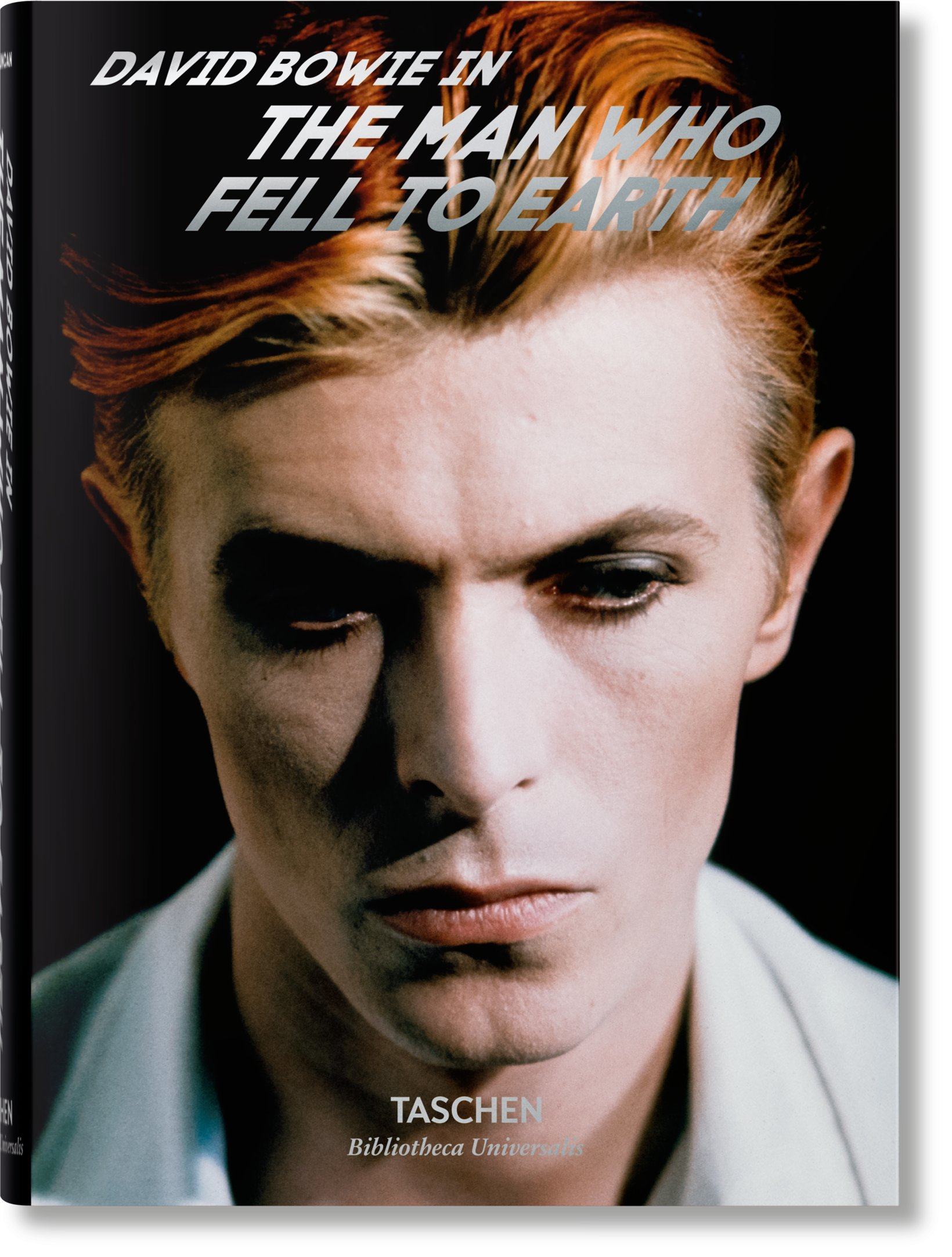 David Bowie in The Man Who Fell to Earth, by Taschen