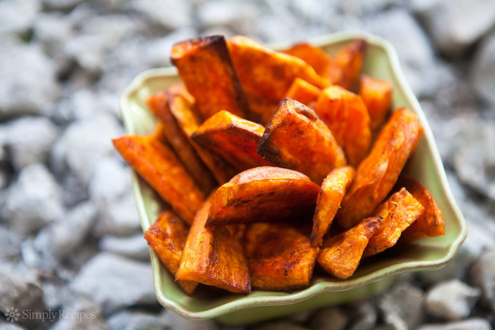 Sweet potato fries will always be the best kind of fries