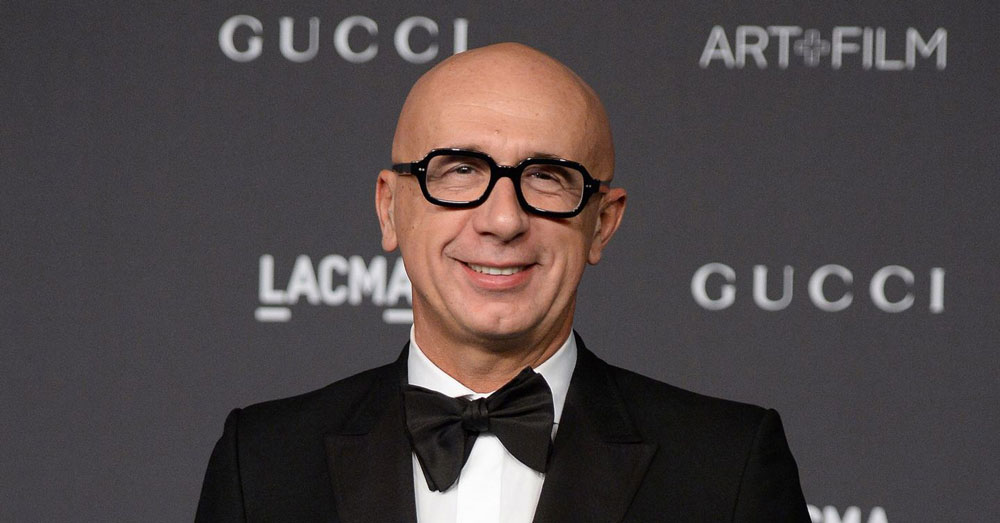 Marco Bizzarri at the 2016 LACMA Art + Film Gala (photo by Frederick M. Brown / AFP)