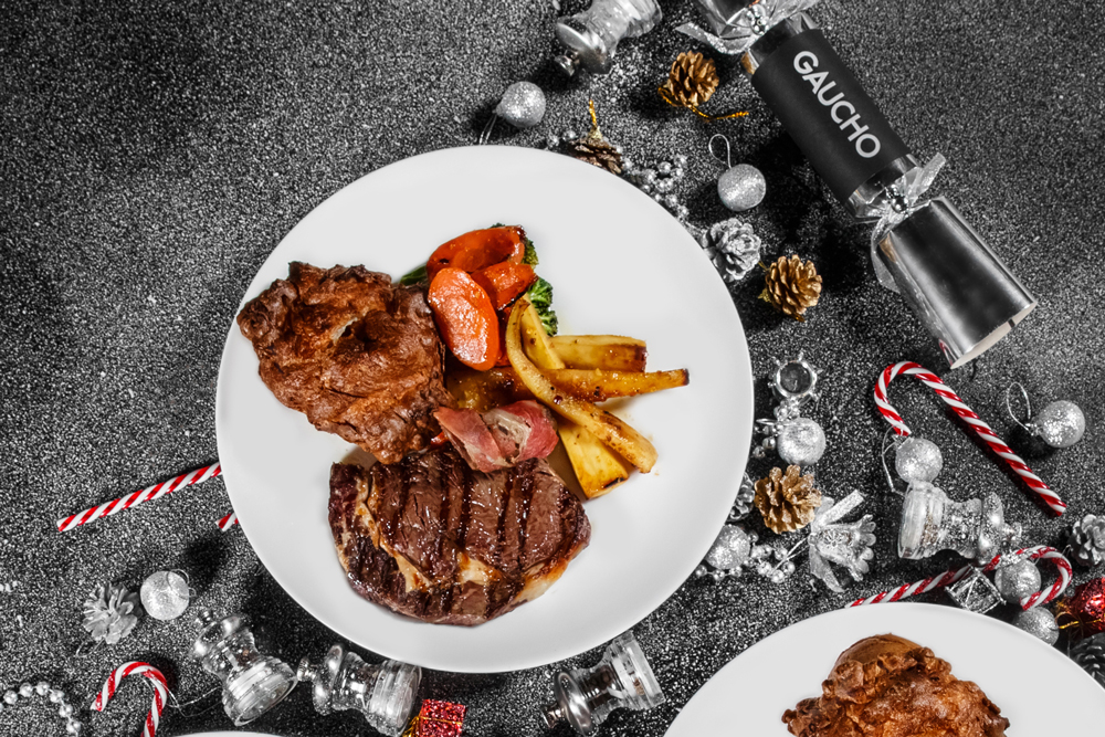 Celebrate the Argentinian way, with steaks and plenty of wine at Gaucho