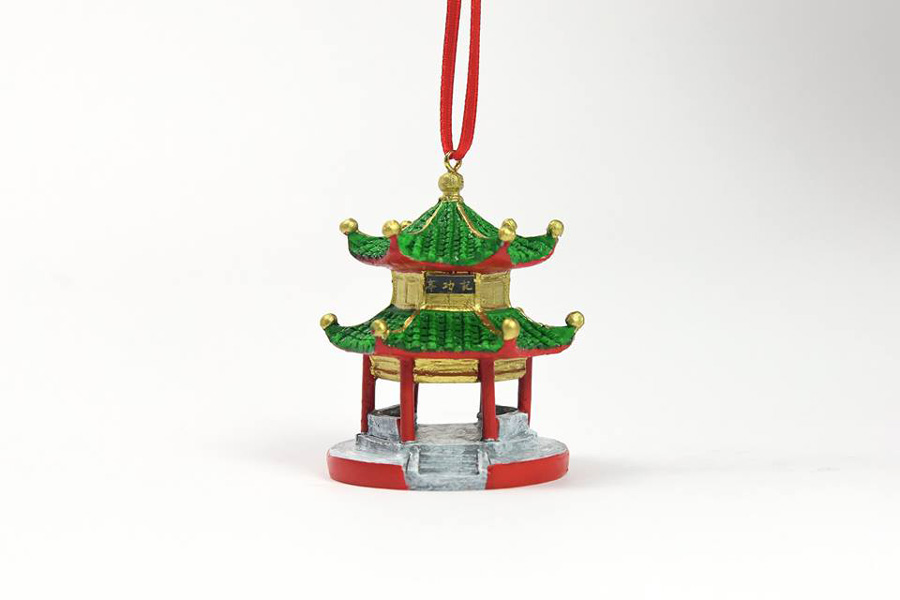 Hanging ornaments that capture Hong Kong will be treasured for years