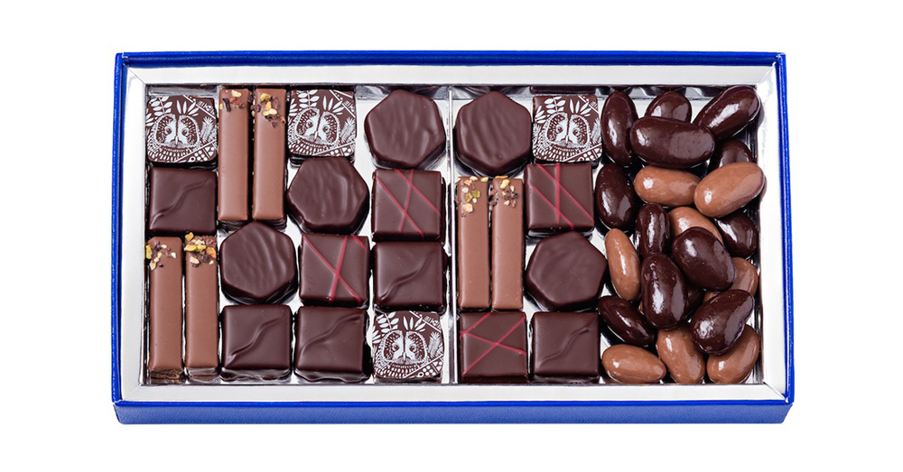 The only chocolate box you'll ever want to eat again