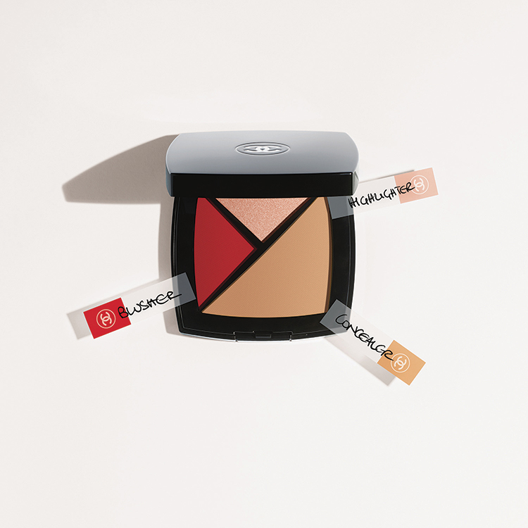 Chanel's Palette Essentielle, the collection's centrepiece