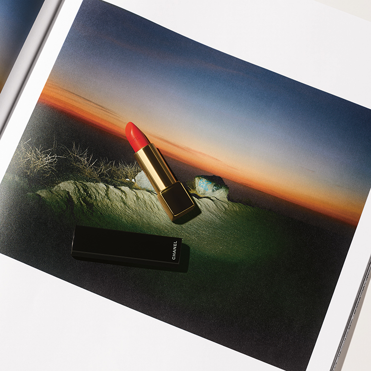 Chanel's new lipstick