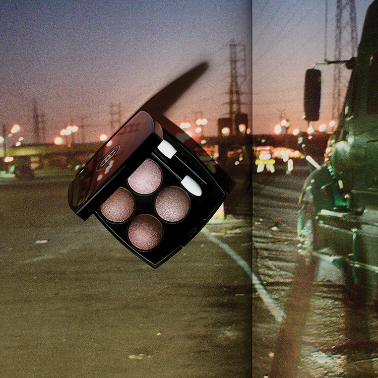 Chanel's eyeshadow palette