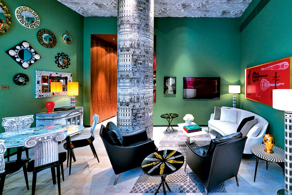The Fornasetti Suite