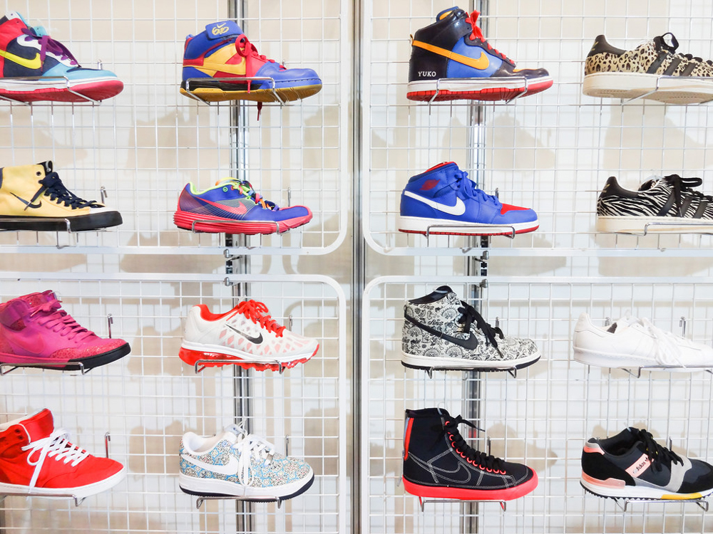 The world is sneaker obsessed, and it needs to stop (photo by Dick Thomas Johnson)