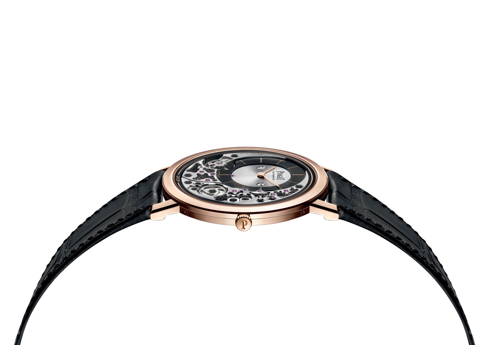 The Piaget Altiplano Ultimate Automatic is the world's thinnest watch