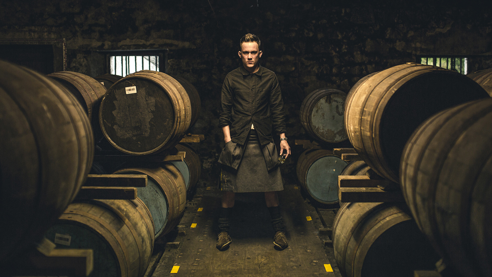 Global Scotch Whisky Ambassador Ervin Trykowski
