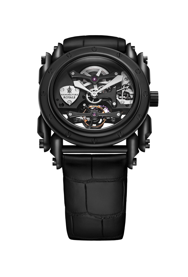 Manufacture Royale Androgyne Full Black