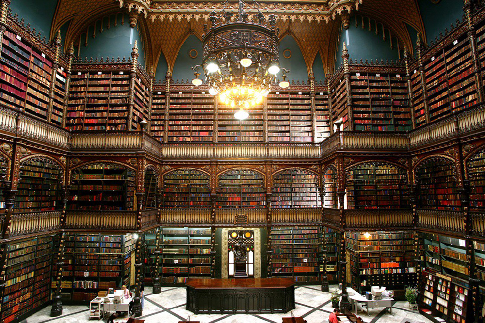 The Royal Portuguese Reading Room (image from Medium.com)